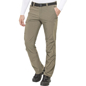 Maier Sports Nil Pantaloni arrotolabili Uomo, marrone